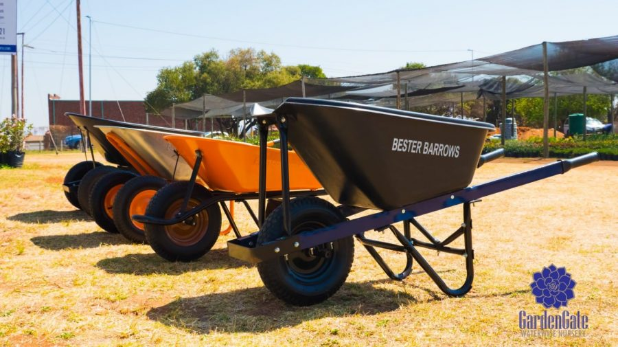 GardenGate Waterwise Nursery - Garden Wheelbarrows - Landscaping Equipment - Wooden Ornaments